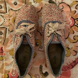Keds Shoes - Keds floral sneakers